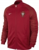 Training Jacket Portugal Red Original Nike N98 Authentic Men Euro 2016 France