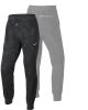 PSG Nike Pantaloni tuta Pants 2017 18 Sweat Authentic Cuff Grigio