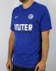 Leisure T-shirt INTER FC Nike dry tee core match 2020 21 Man Blue Original
