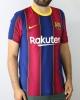 FC Barcelona Fußballtrikot Nike Vapor Match Heimspieler AUSGABE 2020 21 Mann