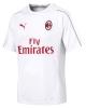 Ac Milan Puma Maglia Allenamento Training Bianco 2018 19 Uomo