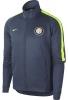 Inter fc Nike Giacca Pre Gara Pre Match Jacket Blu Franchise 2017 18