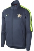 Pre-Match-Jacke Inter FC Nike Franchise Blue 2017 18