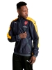 Wind Jacket Training AFC Arsenal Vent Thermo-R Stadium Jacket Gray Yellow Man