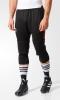 Ac Milan Adidas Pantaloncini Shorts 3/4 Pants Uomo Nero 2017 18