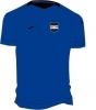 Sampdoria Joma Maglia maglietta passeggioT-shirt tempo libero Blu 2018-19