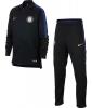 Inter fc Nike Tuta Allenamento Training 2018 19 Ragazzo Nero