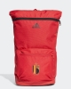 RBFA Belgio Adidas Zaino Bag Backpack Rosso Euro 2021