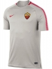 Dry Top Roma Training Shirt Original Nike Man 2018 Gray