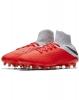 Nike Scarpe Calcio Football Hypervenom Phantom 3 Pro Dynamic Fit FG Rosso