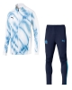 Trainingsanzug Olympique Marseille Puma Stadium Pre Match 2019 20 Mann