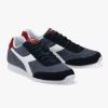 Diadora Scarpe Sneakers Mesh Trainers Sportive Ginnastica Jog Light Blu Denim