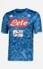 SSC Napoli Kappa Maglia Calcio Kombat extra Azzurro Home 2018 19