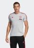 Manchester United Adidas Maglia Allenamento Training Grigio 2019 Cotone