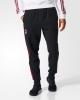 Ac Milan Adidas Pantaloni tuta Pants 2017 18 Sweat Cuff Nero Uomo