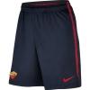 <strong>Roma Nike Shorts</strong> Blue Man Squad 2017 18 zip pockets