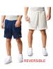 Shorts Adidas REVERSIBILE essential Chelsea Original Blue Man