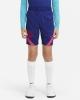 Trainingsshorts FCB Barcelona Nike Dry Strike Herren 2021 Taschen mit Reißverschluss Blau