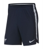 Training Shorts France FFF Nike Dy Squad World Cup Russia 2018 Men\'s navy