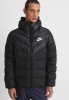 Down jacket Nike Windrunner Down Fill PADDED man black