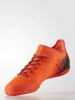 Football boots Shoes Adidas Original Man X 16.3 Indoor Court Techfit 2016 Orange