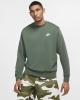 Sports Crewneck Sweatshirt Nike NSW Club Crew Core cotton Green Man