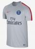 Paris Saint Germain PSG Nike Maglia Allenamento Training Grigio 2016 17