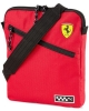 FERRARI CORSE MOTOTSPORT SPTWR Portable Puma Borsa tracolla Rosso