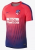 Training Jersey shirt Atletico Madrid Nike pre-match Dry Top Men\'s 2018 19 Original Men