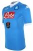 SSC Napoli Kappa KOMBAT™ Maglia Shirt Match Azzurro Home 2015 16
