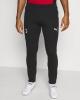 Sport pants Tracksuit AC MILAN Puma Evostripe Black 2021 with zip pockets Black Man