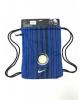 Inter fc Nike Sacca Rucksack Gymsack Borsa 2017 18 STADIUM Blu tasca con zip