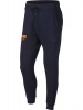 Barcellona Nike Pantaloni tuta Pants Sportswear Cuff jogger cotone 2018 19 Blu