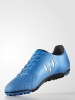 Football boots Shoes Original Adidas Messi 16.3 Turf Man Blue
