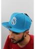 Real Madrid Adidas Cappello Berretto Unisex Grigio Flat 2017 18