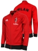Anthem Fly Emirates Ac Milan Adidas Giacca Allenamento Training Uomo Rosso