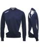 Trainings-Sweatshirt KAPPA4SOCCER CREMONE blauer Mann