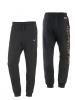 Manchester City Nike Pantaloni tuta Nero Sportswear Fleece Cuff 2018 19 Cotone
