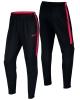 Nike Pantaloni tuta Pants 2017-18 Uomo Dry Academy Nero