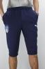 Italia Puma Pantaloncini Shorts Pinocchietti Blu 2018 3/4 allenamento Pants