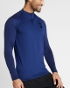 Training Sweatshirt Top Tottenham Hotspur Nike half Zip Men 2020 Blue Original