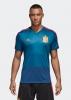 Training Top Trikot Shirt Spanien Adidas Weltmeisterschaft 2018 Herren Blau Original