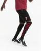 Wanderhose AC Milan Puma Casual Pockets mit Reißverschluss Bermuda Cotton Black