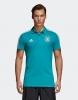 Germania Germany Adidas Polo Maglia Cotton Verde Mondiali 2018 cotone