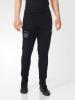 Sweat Ajax Amsterdam Adidas Pantaloni tuta Pants 2016 17 Nero Caviglia stretta