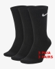 Nike Socks Everyday Unisex Original Black
