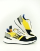 Sport Shoes Sneakers Napapijri Sparrow Man YELLOW LEATHER