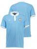 Core Manchester City Nike Polo Maglia Shirt Azzurro maniche corte 2016 17 Uomo