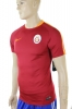 Flash Top SS Galatasaray Nike Maglia Allenamento Training Rosso 2015 16