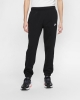 Pants Suit Sweatshirt Cotton Nike Sportswear NSW CLUB PANT OH FT Man Black